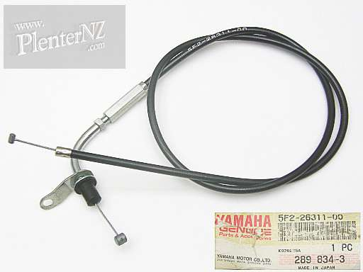 5F2-26311-00-00 - WIRE, THROTTLE 1